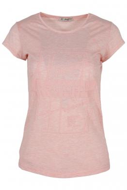 Дамска тениска АННА  C -1 розова