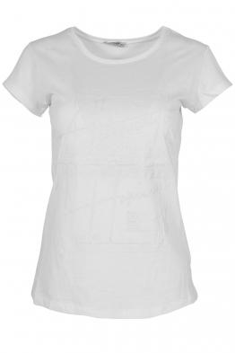 Дамска тениска АННА C-1 бяла
