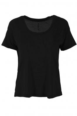 Дамска тениска 7608 черна