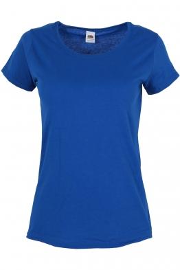 Дамска тениска FRUIT кралско синя
