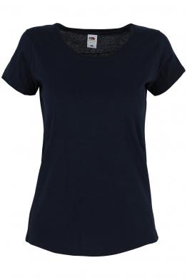 Дамска тениска FRUIT тъмно синя