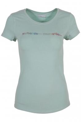 Дамска тениска MON AMIE резида