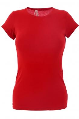 Дамска тениска 6571 червена