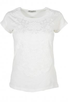 Дамска тениска АННА бяла