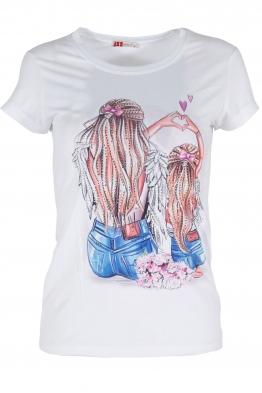 Дамска тениска 1509-21