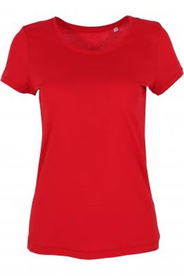 Дамска тениска W 0060 червена