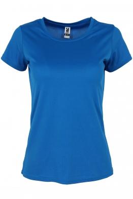 Дамска тениска CA 0423 кралско синя