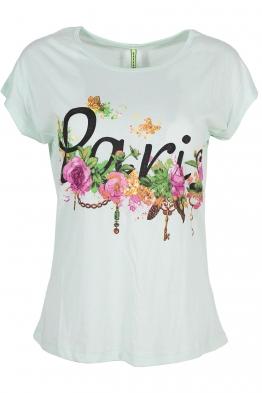 Дамска тениска Парис А-1 резида