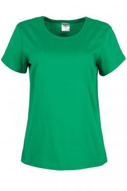 Дамска тениска 180G зелена