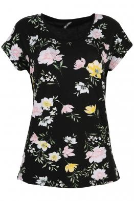 Дамска тениска LILIAN на цветя