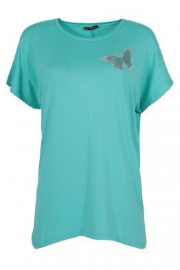 Дамска блуза BIG STAR А-1 мента