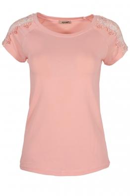 Дамска тениска ЕРИКА B-1 ябълков цвят