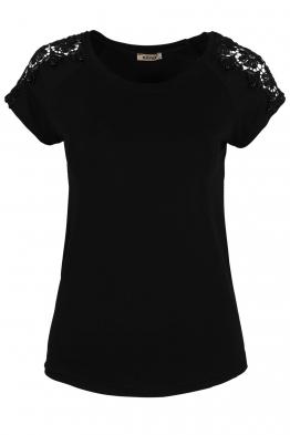 Дамска тениска ЕРИКА B-1черна