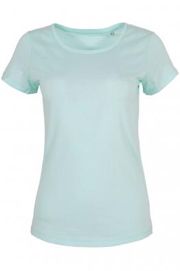 Дамска тениска 0280T светло синя