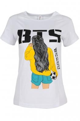 Дамска тениска BTS