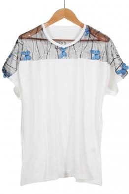 Дамска тениска MISS LOVE бяла
