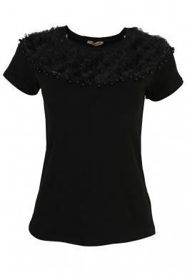 Дамска тениска ЕЛЕНА черна
