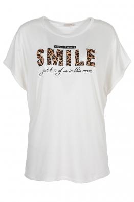 Дамска тениска 20502 бяла