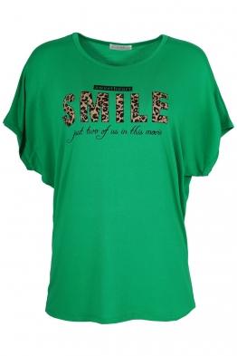 Дамска тениска 20502 зелена