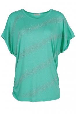 Дамска тениска 21608 мента