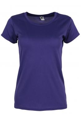 Дамска тениска CA 0423 лилава