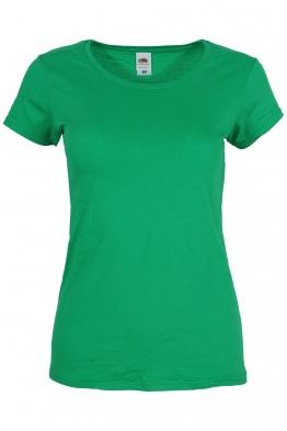 Дамска тениска FRUIT зелена