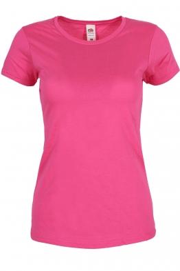 Дамска тениска FRUIT цикламена