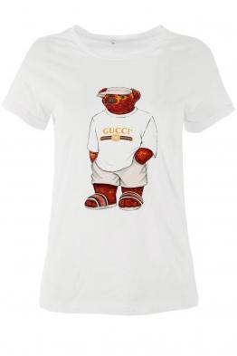 Дамска тениска TEDY бяла