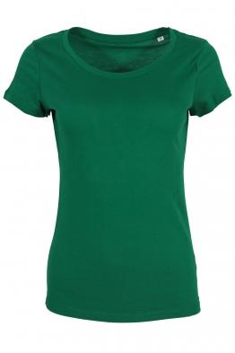 Дамска тениска W 017 зелена
