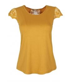 Дамска блуза АНДРИЯ горчица