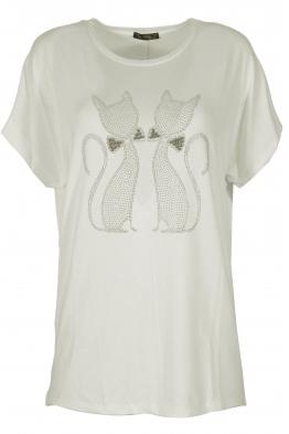 Дамска блуза BIG STAR  А-5 бяла