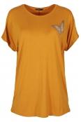 Дамска блуза BIG STAR А-1 горчица