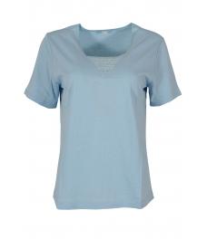 Дамска блуза LOARA  светло синя