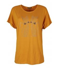 Дамска блуза BIG STAR  А-5 горчица