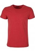Мъжка тениска АМО бордо