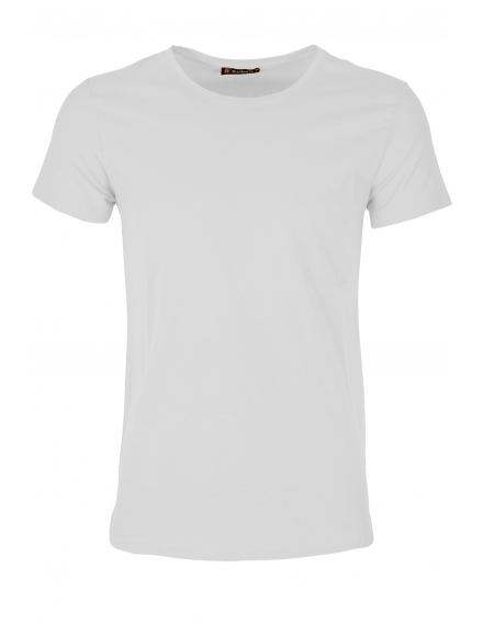 Мъжка тениска АМО бяла