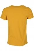 Мъжка тениска АМО горчица