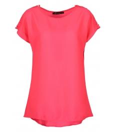 Дамска блуза TRINITY розов неон