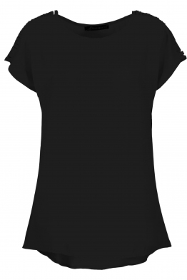 Дамска блуза TRINITY черна