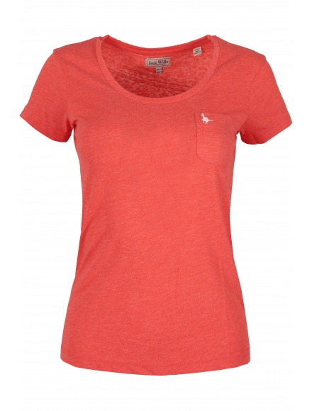 Дамска тениска  NAME корал