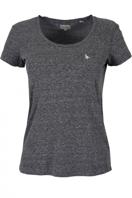 Дамска тениска NAME сива