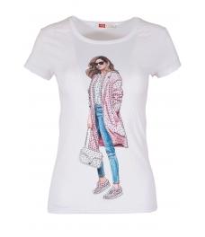 Дамска тениска1509-130