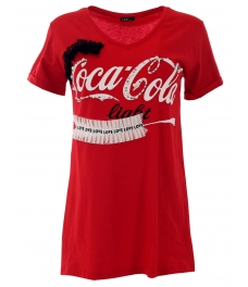 Дамска блуза COCA COLA
