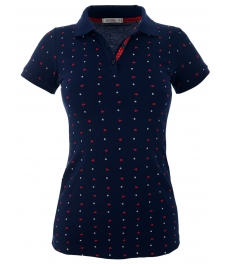 Дамска блуза ПРЕМИЕР А-5 тъмно синя