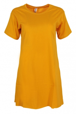 Дамска тениска AKAYA C-1 горчица