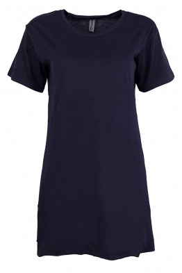 Дамска тениска AKAYA C-1 тъмно синя