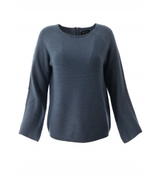 Дамска блуза БЕЛЛА синя
