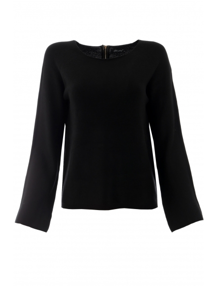 Дамска блуза БЕЛЛА черна