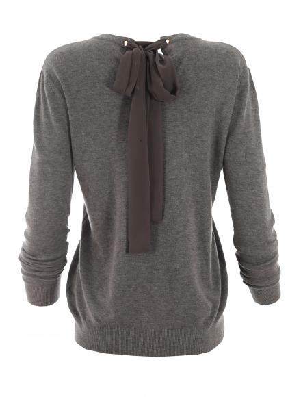 Дамска блуза ПЕРЛА сива