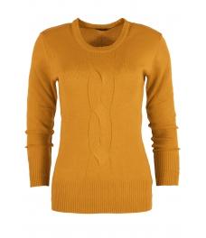 Дамска блуза Клаудия горчица